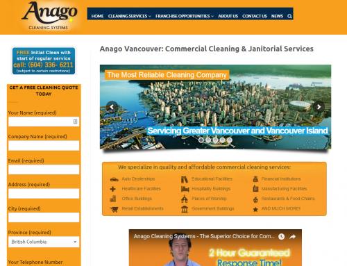 Anago Vancouver